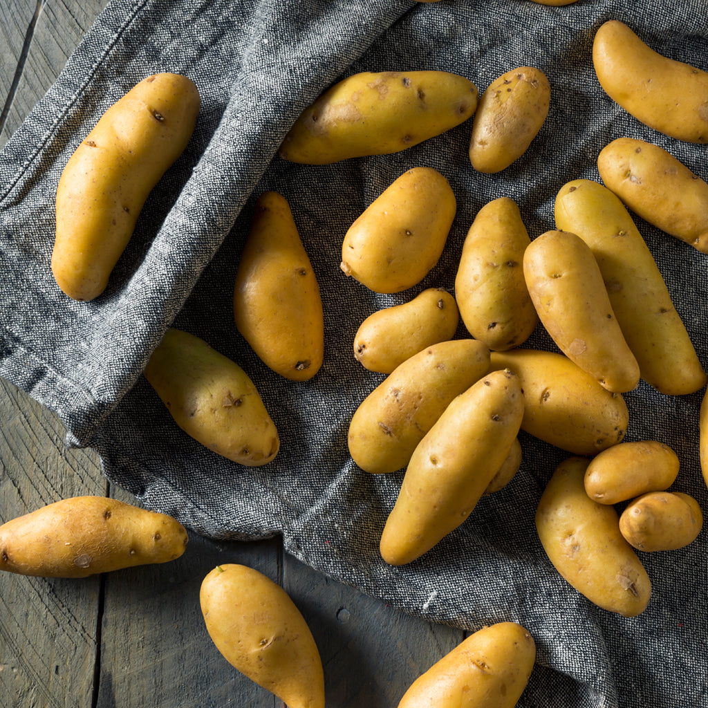 POTATOES, FINGERLING (by the pound)