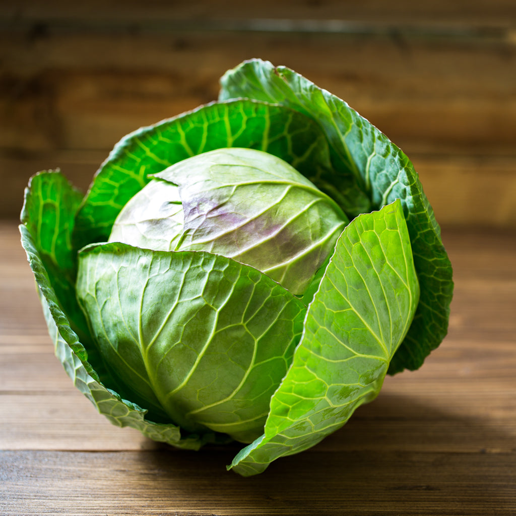 CABBAGE, GREEN (by the pound)