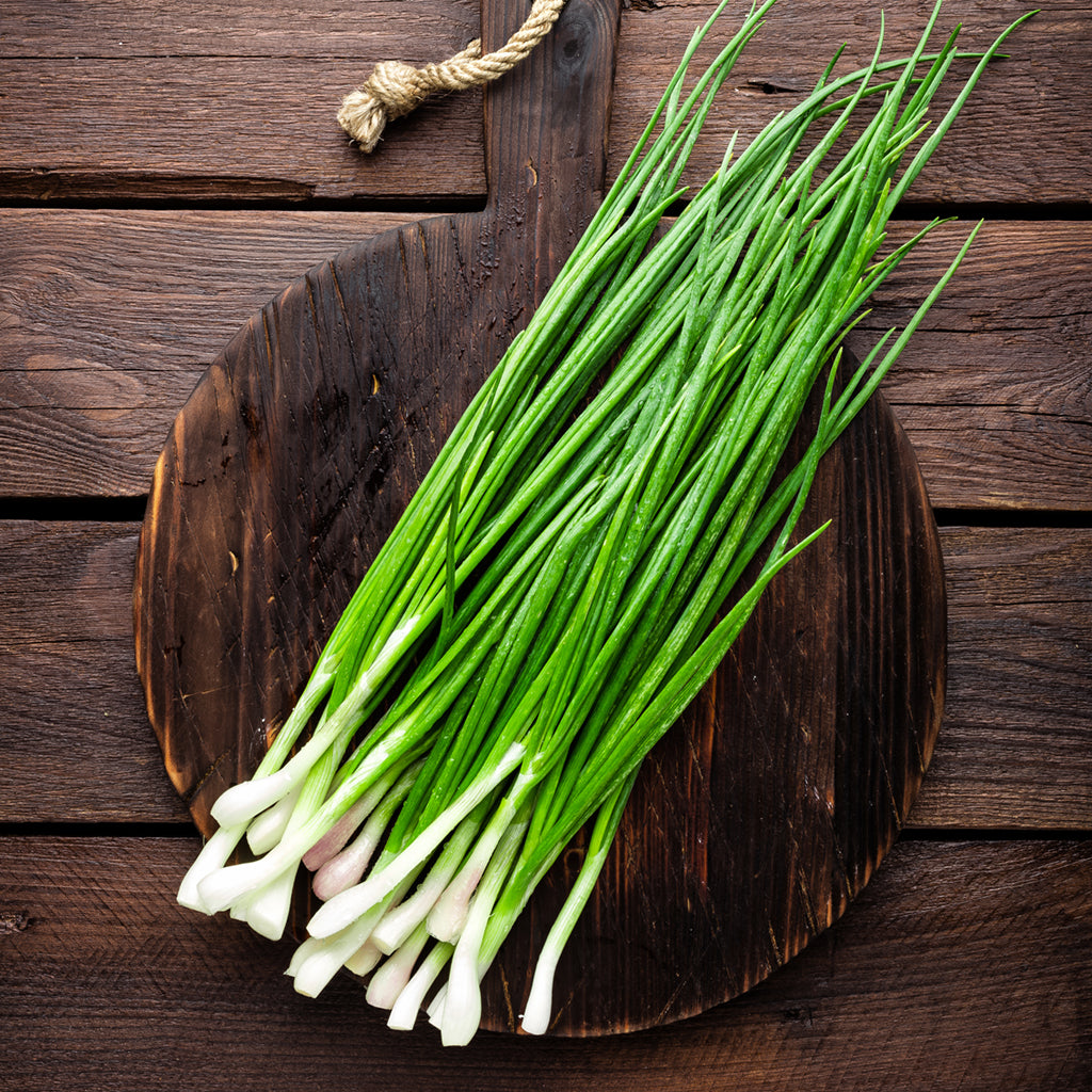 ONIONS, GREEN (SCALLIONS) (by the bunch)