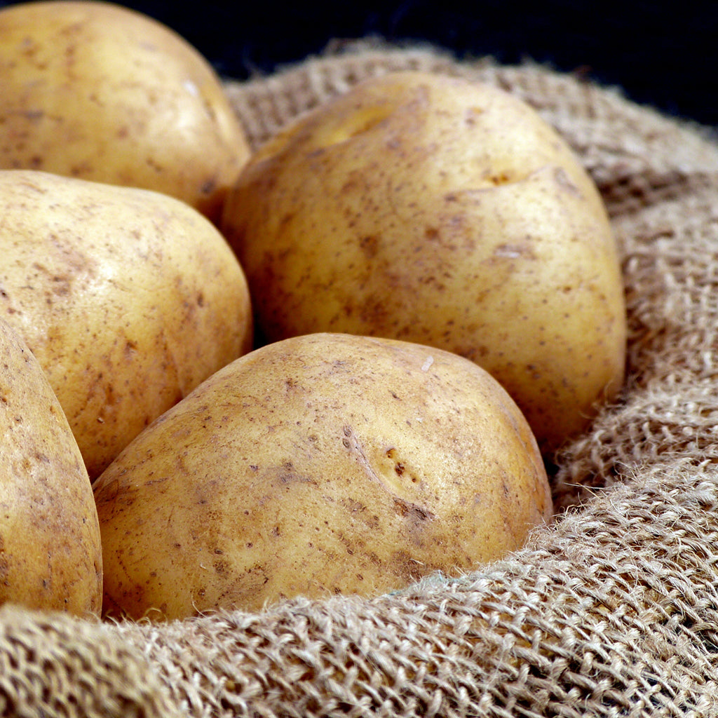 POTATOES, IDAHO (by the pound)