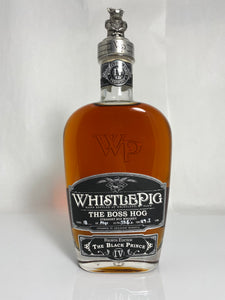 Whistlepig The Boss Hog 4: The Black Prince