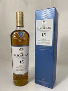 Macallan 15 Year Scotch Whiskey