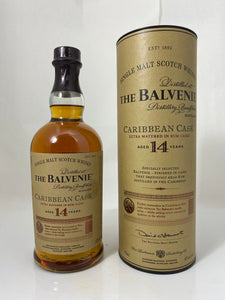 Balvenie 14 Year Caribbean Cask Scotch