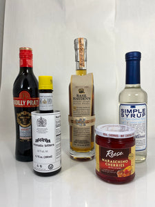 Manhatten Cocktail Kit