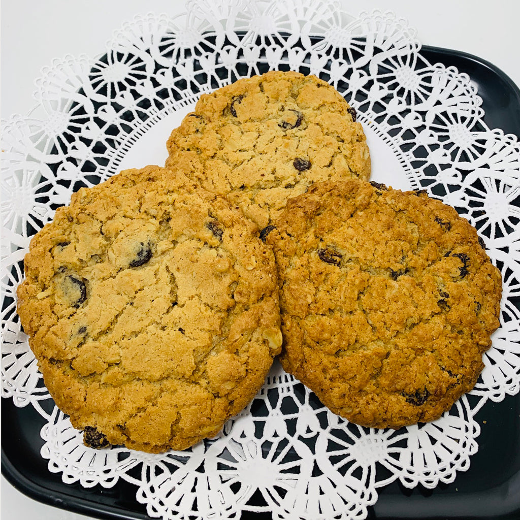 Oatmeal Raisin Cookies (3 pk)