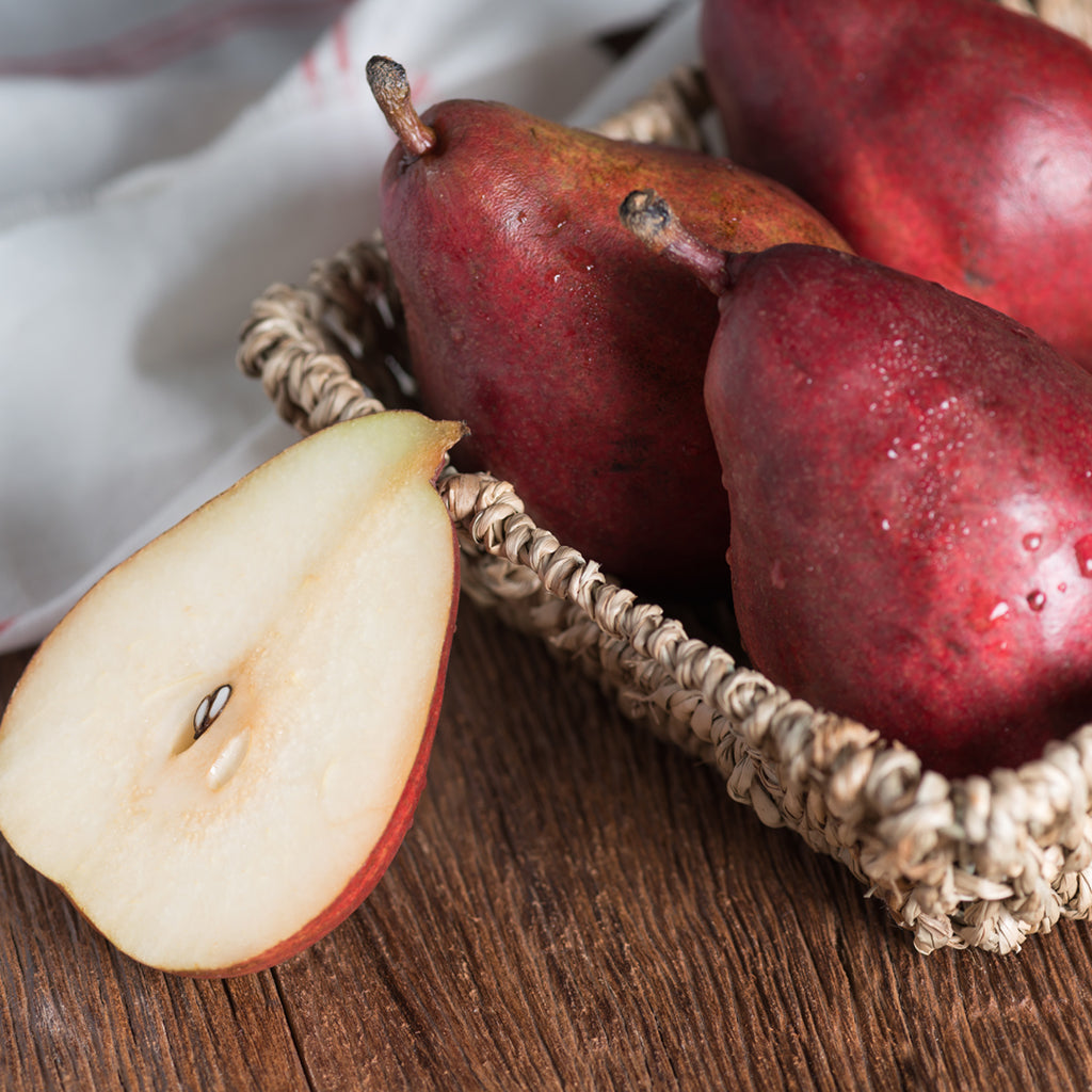 PEARS, RED (by the each)
