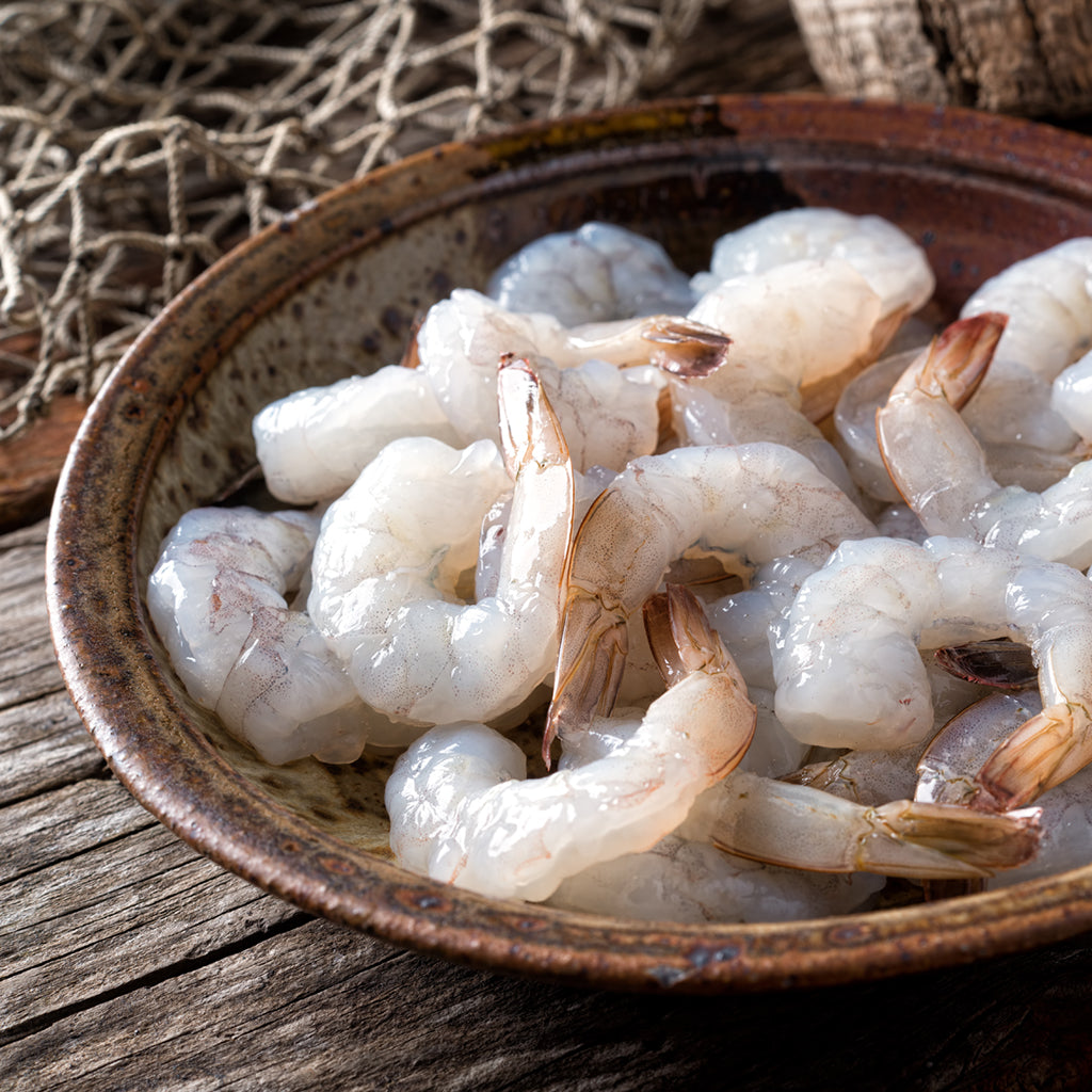 Peeled and Deveined Shrimp (1/2 lb)