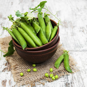 SUGAR SNAP PEAS  (by the pound)