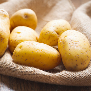 POTATOES, YUKON GOLD BAKER (by the pound)