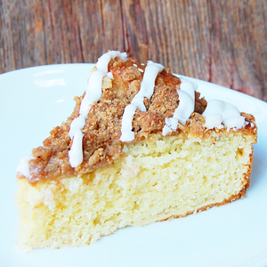 Apple Cake - YK