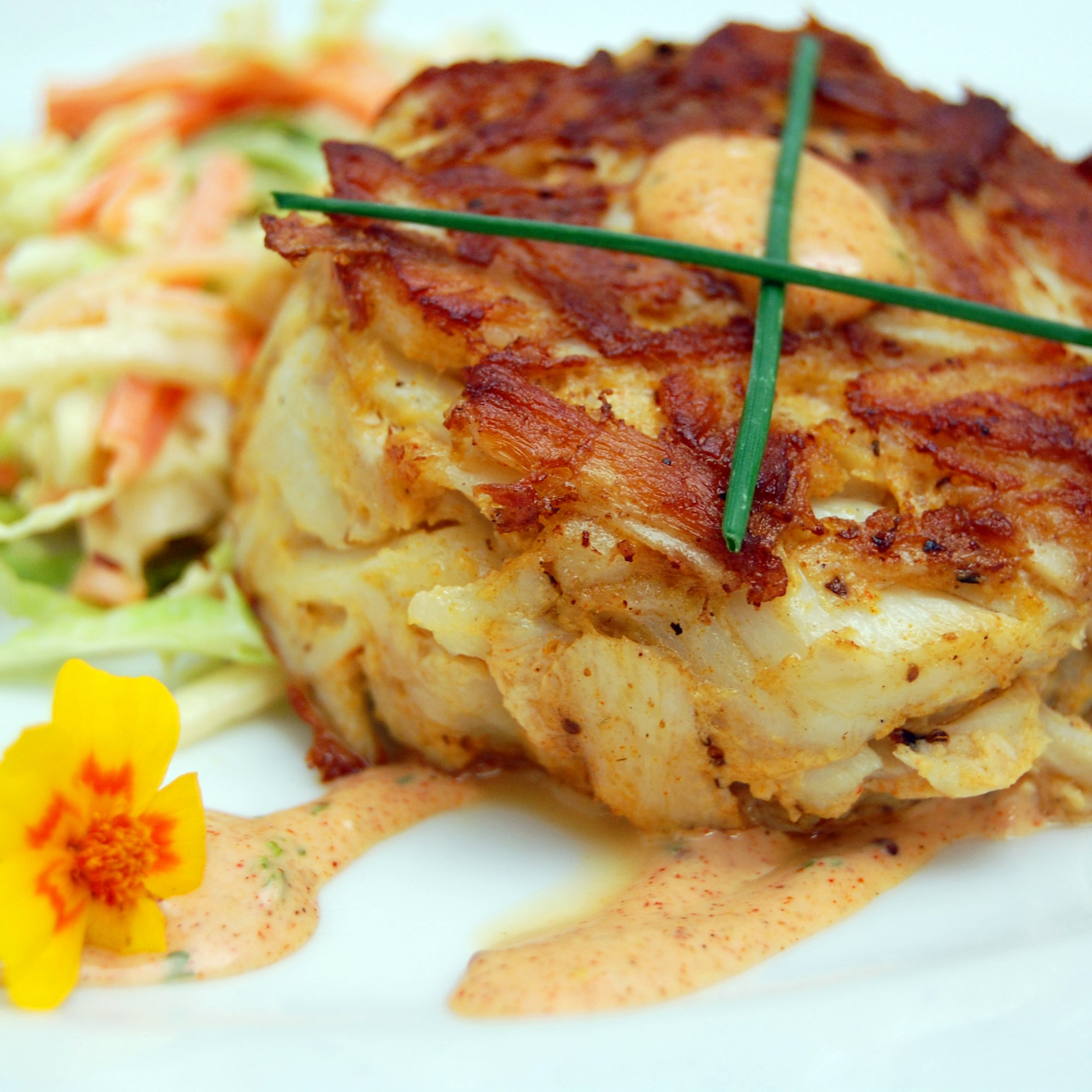 Colossal Crab Cakes