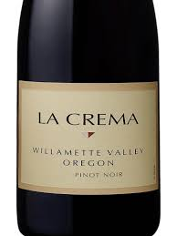 Pinot Noir La Crema Willamette 750 ml