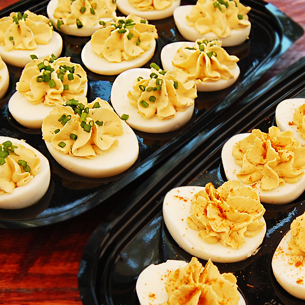 Deviled Eggs - TH