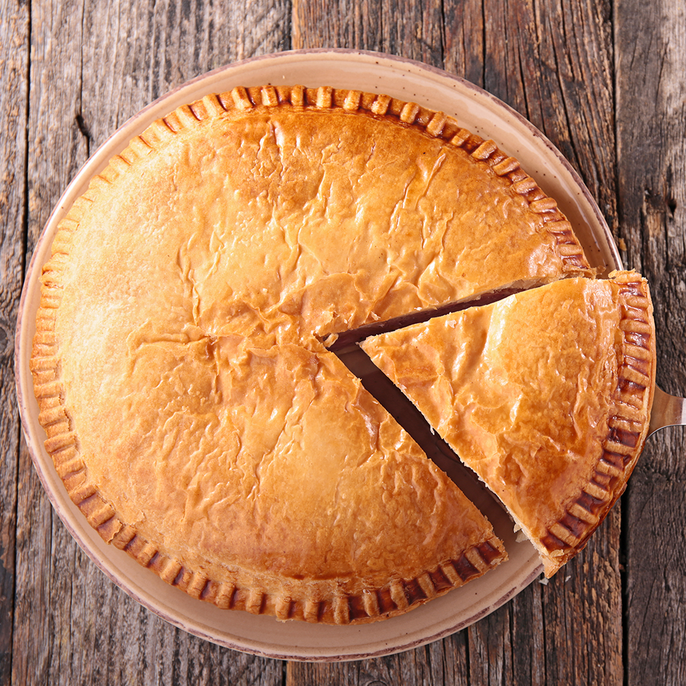 "Real 6"" Mince Meat Pie - TH"