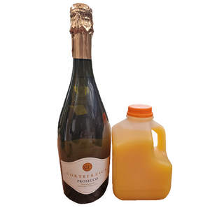 Mimosa package (Serves 4)