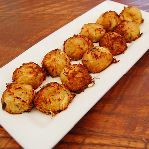 12 Miniature Crab Cakes