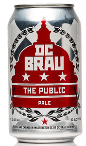 DC Brau The Public Pale Ale 6 pack