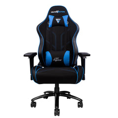 Silla Gamer GAME FACTOR 600 Ergonomica Reclinable Azul CGC600-BL