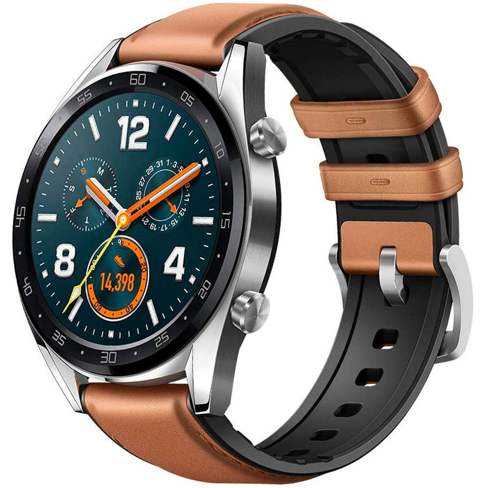 Smartwatch HUAWEI Watch GT GPS Android iOS Bluetooth Cafe FTN-B19