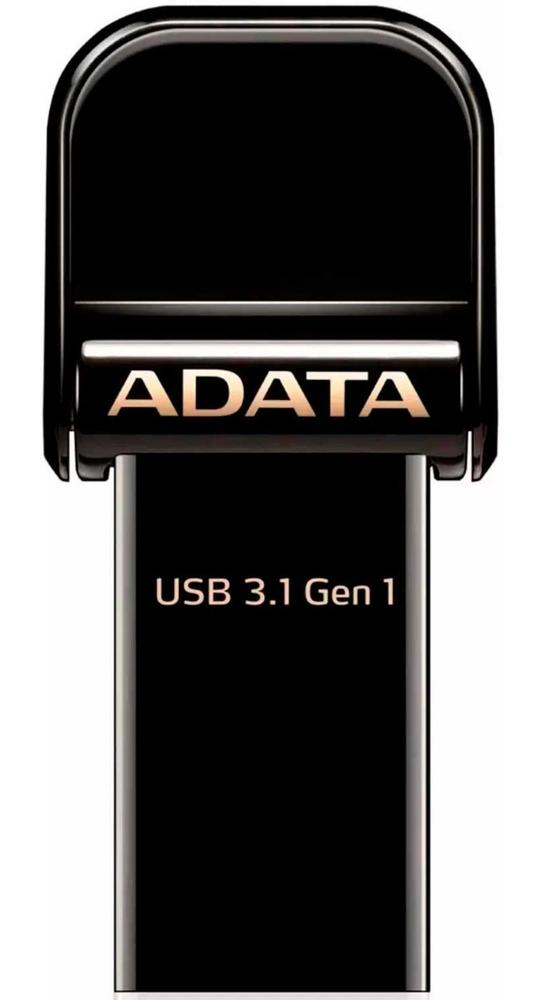Memoria USB 128GB 3.1 ADATA AI920 Lightning Ultra HD Iphone Rosa AAI920-128G-CRG