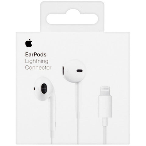 Audifonos APPLE EarPods Alambricos Lightning MMTN2AM/A