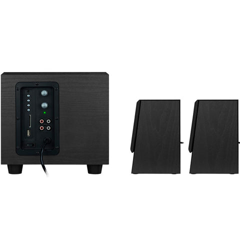 Bocinas Bluetooth ACTECK Subwoofer 18W 3.5mm USB Radio FM AC-02013