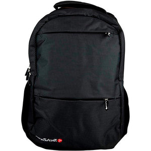 "Mochila Backpack TECHZONE Warrior Para Laptop 15.6"" TZ18LBP01-NEGRO"