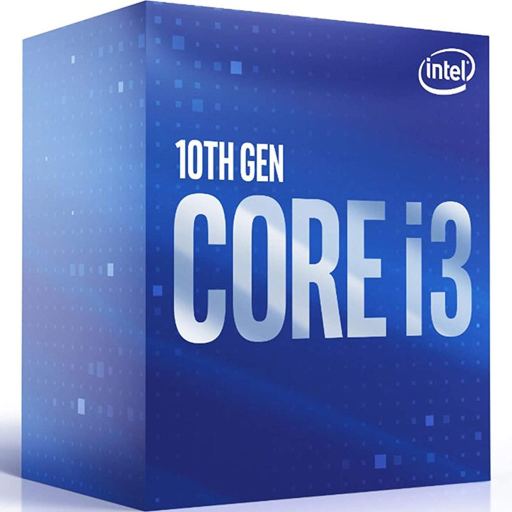 Procesador INTEL Core I3 10100 1200 3.6GHz 6MB BX8070110100