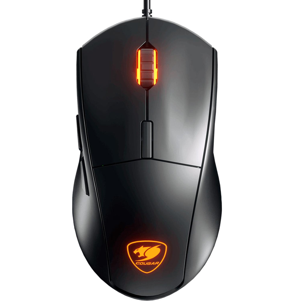 Kit Gamer COUGAR Mouse MINOS XC 6 Botones + Mousepad SPEED XC