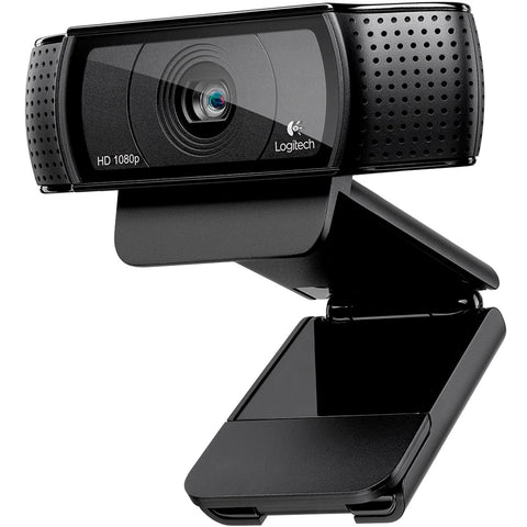 WebCam LOGITECH C920 HD PRO FULL HD 1080P Microfono USB 960-000764