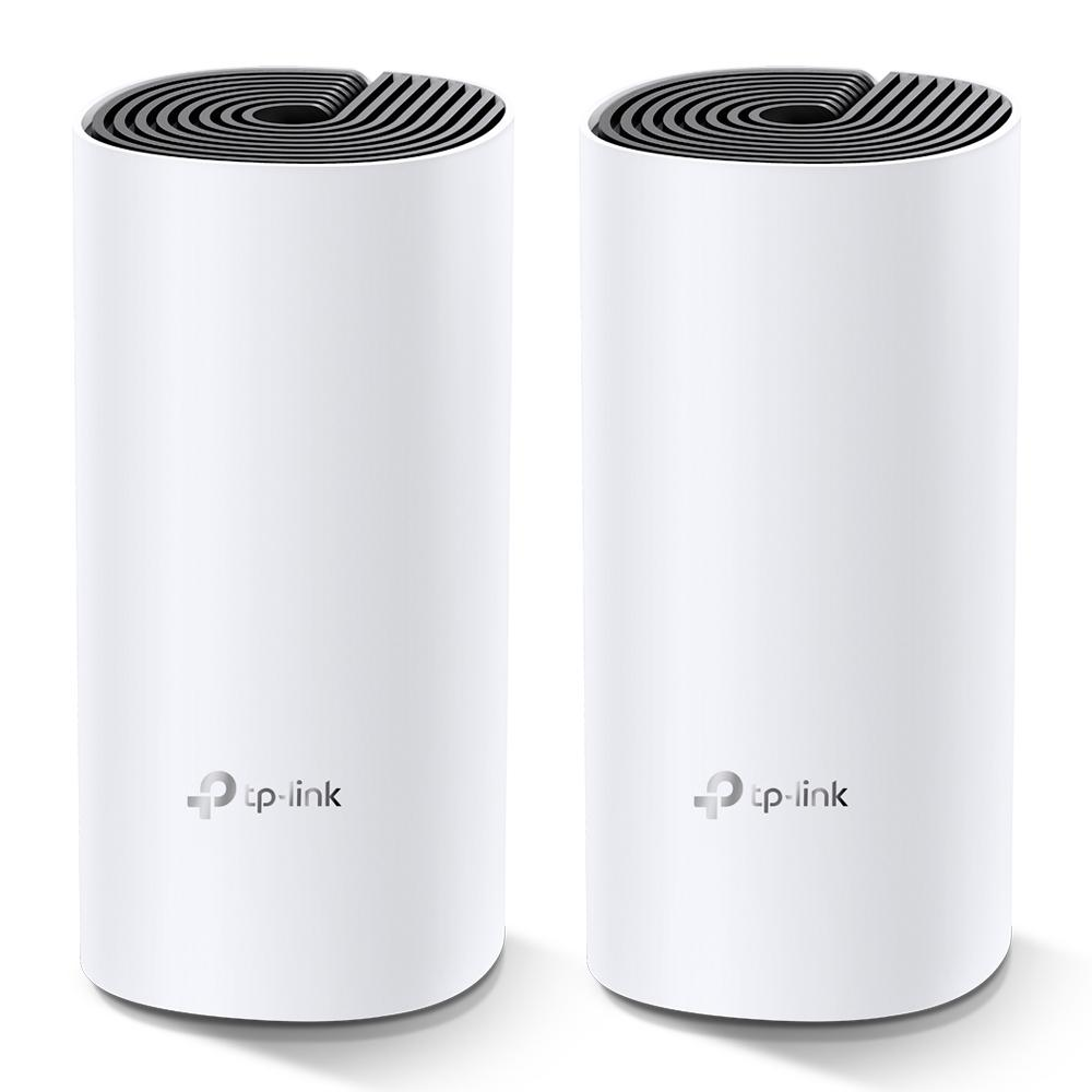 Access Point TP-LINK DECO M4 AC1200 WIFI Malla Dual band MU-MIMO 2-pack