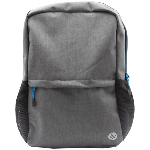 Mochila Backpack HP Crossover Gris Tela Para Laptop 15.6