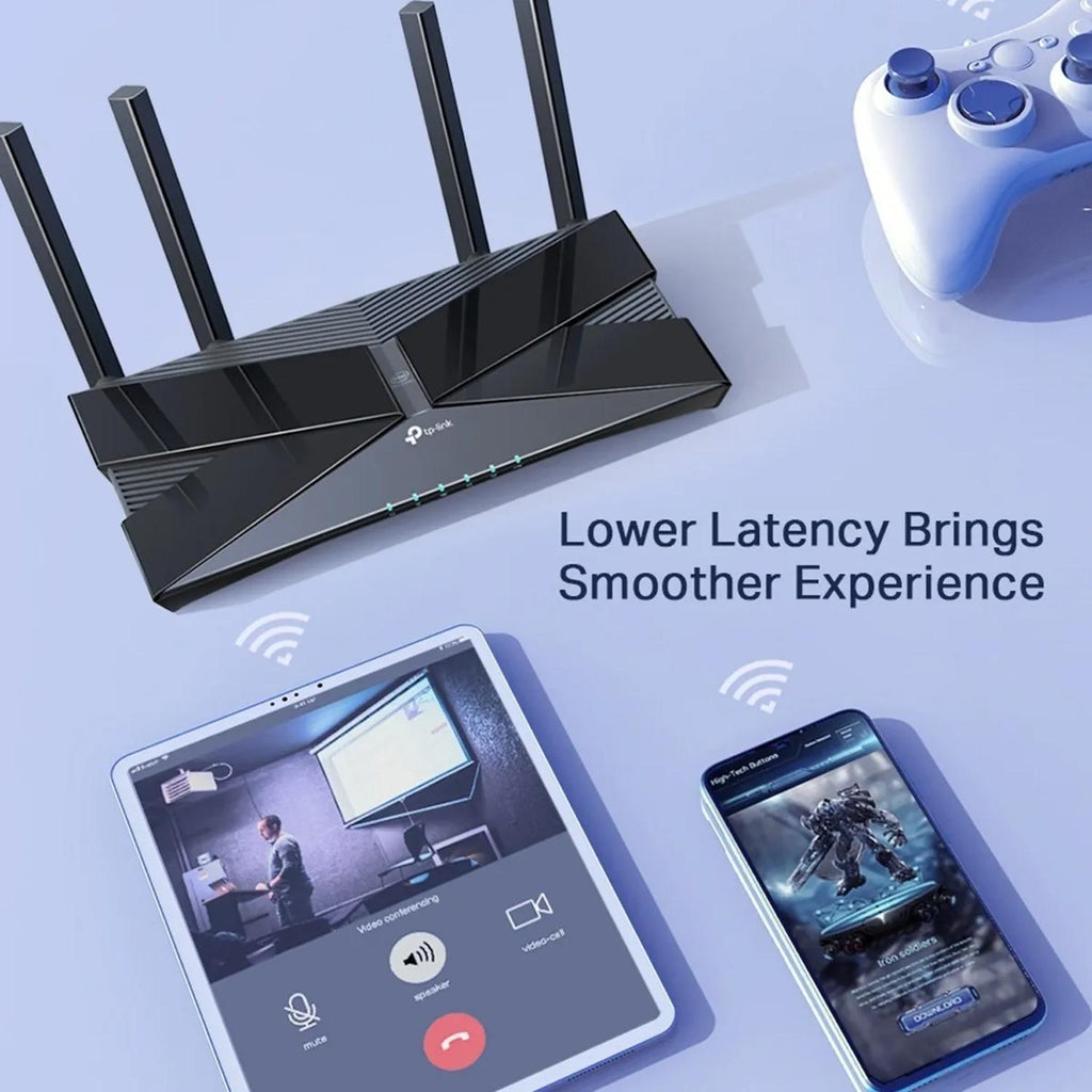 Router Inalambrico GAMER TP-LINK ARCHER AX50 Dual Band Wifi 6 2976Mbps