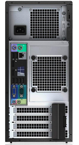 Computadora PC DELL OPTIPLEX XE2 I3-4330 4GB 500GB W10 Home Nuevo