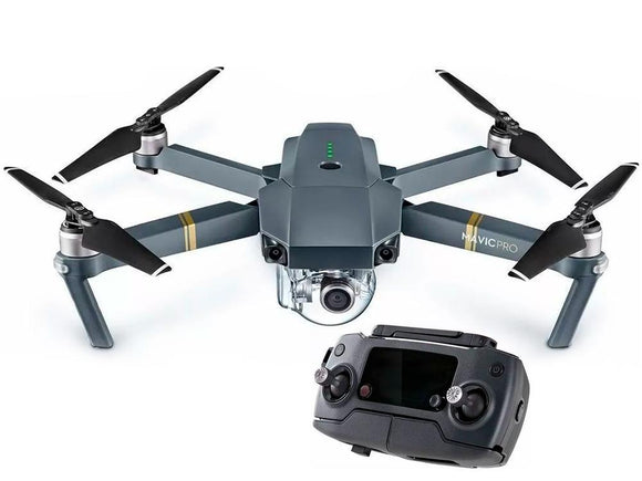 Drone DJI Mavic Pro Fly More Combo Recargable 12MP Ultra HD 4K CP.PT.000642