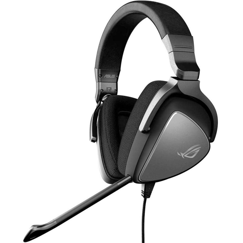 Audifonos Gaming ASUS ROG Delta Core 3.5mm PC PS4 Xbox one Microfono
