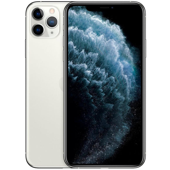 Celular APPLE iPhone 11 Pro 4GB 64GB iOS 13 Silver MWCJ2LL/A M1 GTA ReAcondicionado