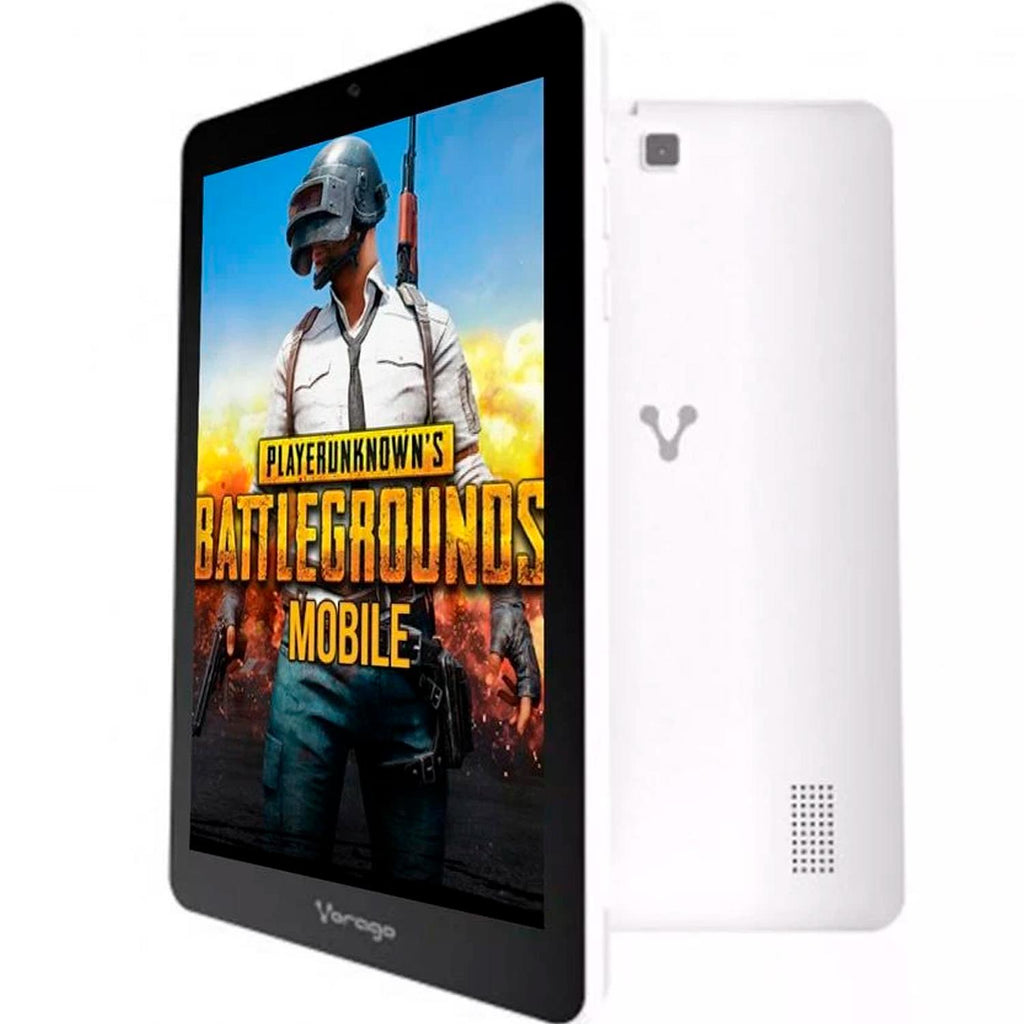 Tablet VORAGO Pad 7 Quad Core 1GB 8GB Android 8.1 Blanco PAD-7-V4-WH