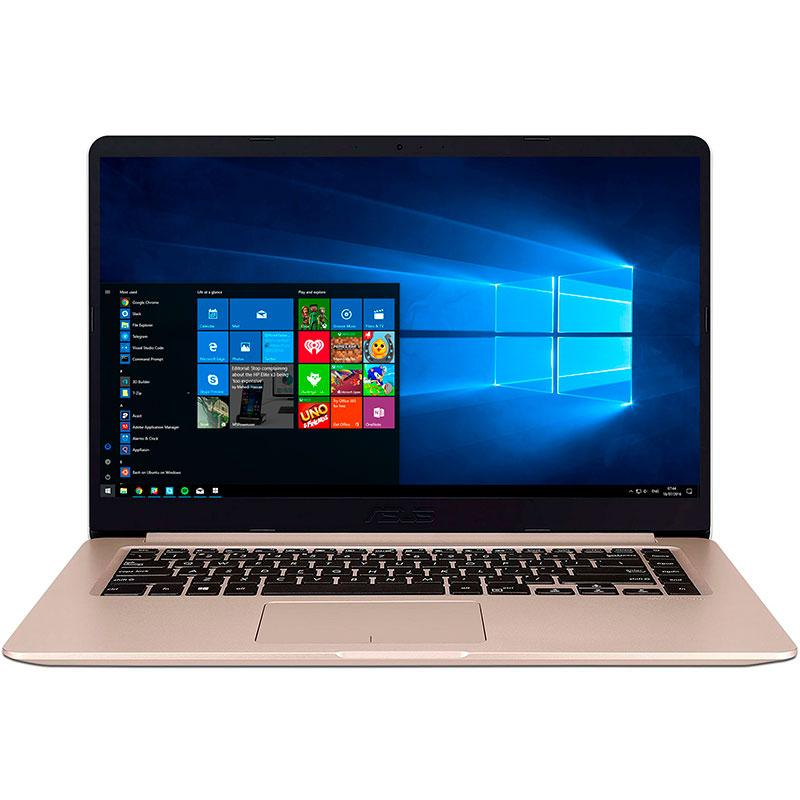 Laptop Gamer ASUS VivoBook S15 I7 8550U 8GB 1TB 15.6 Geforce MX150 S510UN-BQ050T