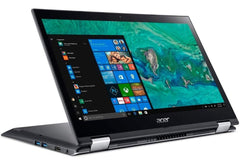 Laptop ACER Spin 3 SP314-51-338Y I3 8130U 4GB SSD 128GB 14 Touch 6M GTA