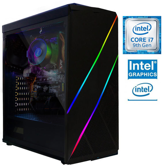 Pc Gamer Xtreme Intel I7 8700 8gb 2tb Uhd Graphics 630
