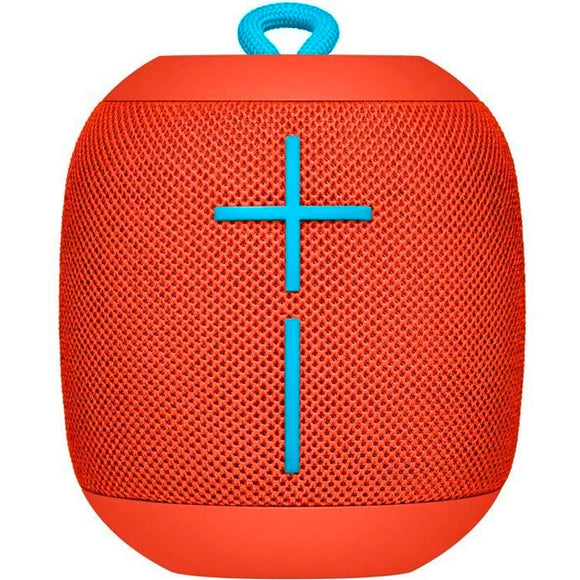 Bocina Bluetooth LOGITECH UE WonderBoom Rojo 984-000847