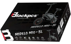 SPEED BIKE BLACKPCS Eléctrica Negro M10-BL
