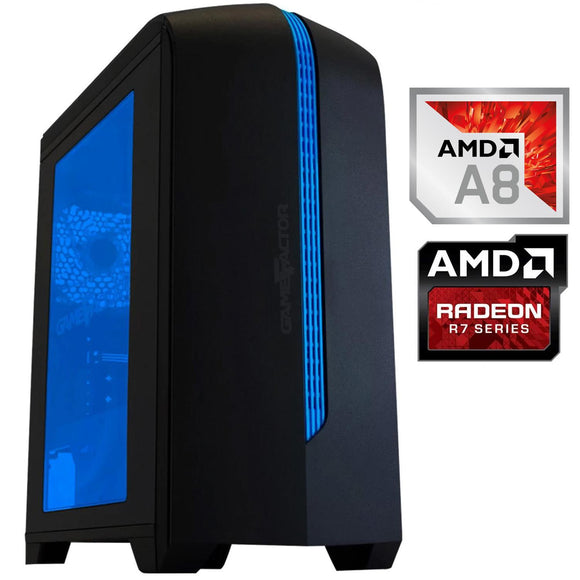 Pc Gamer Xtreme Amd A10 9700 Ram 8Gb Disco 1tb Graficos Radeon R7