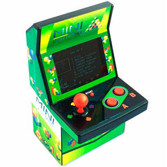 Mini Consola Portatil Classic Arcade Joystick Machine BUIL T-IN 108