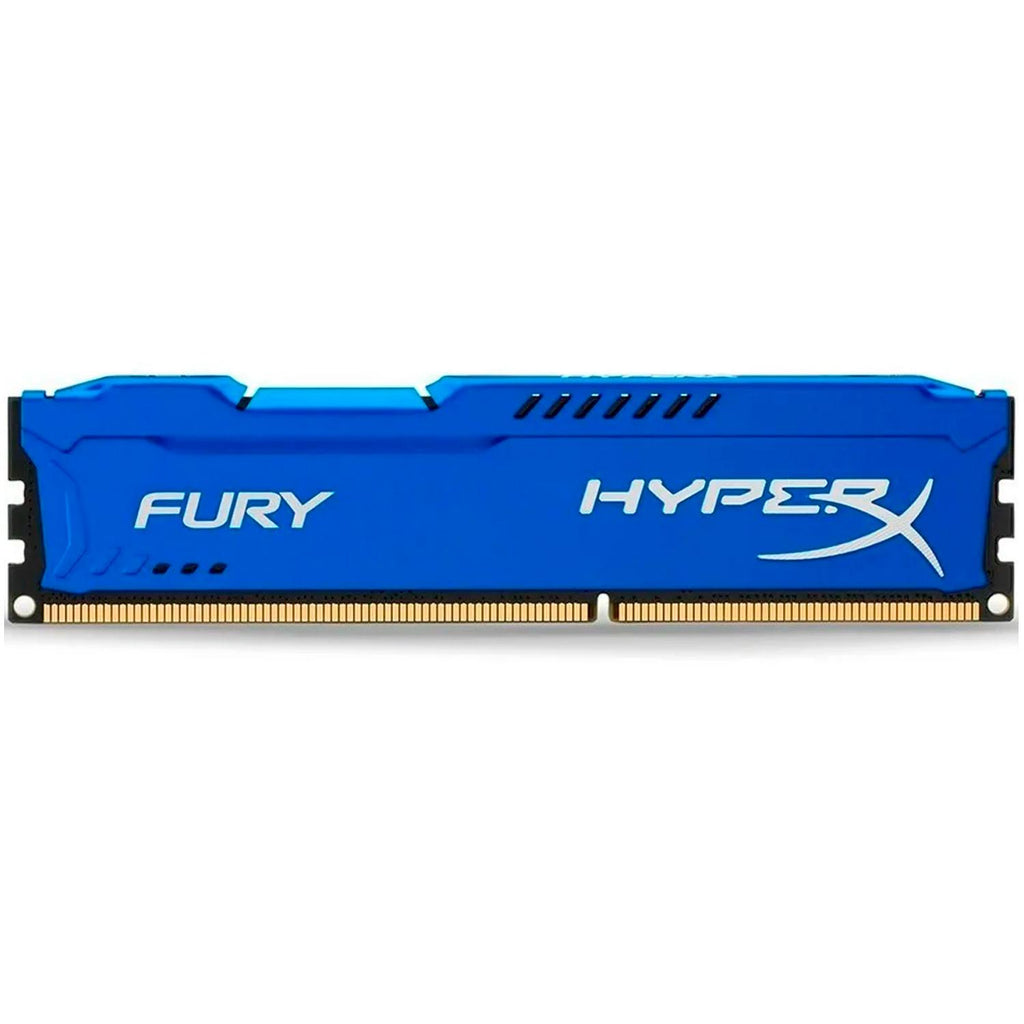 Memoria RAM DDR3 4GB 1600MHz KINGSTON HYPERX FURY HX316C10F/4
