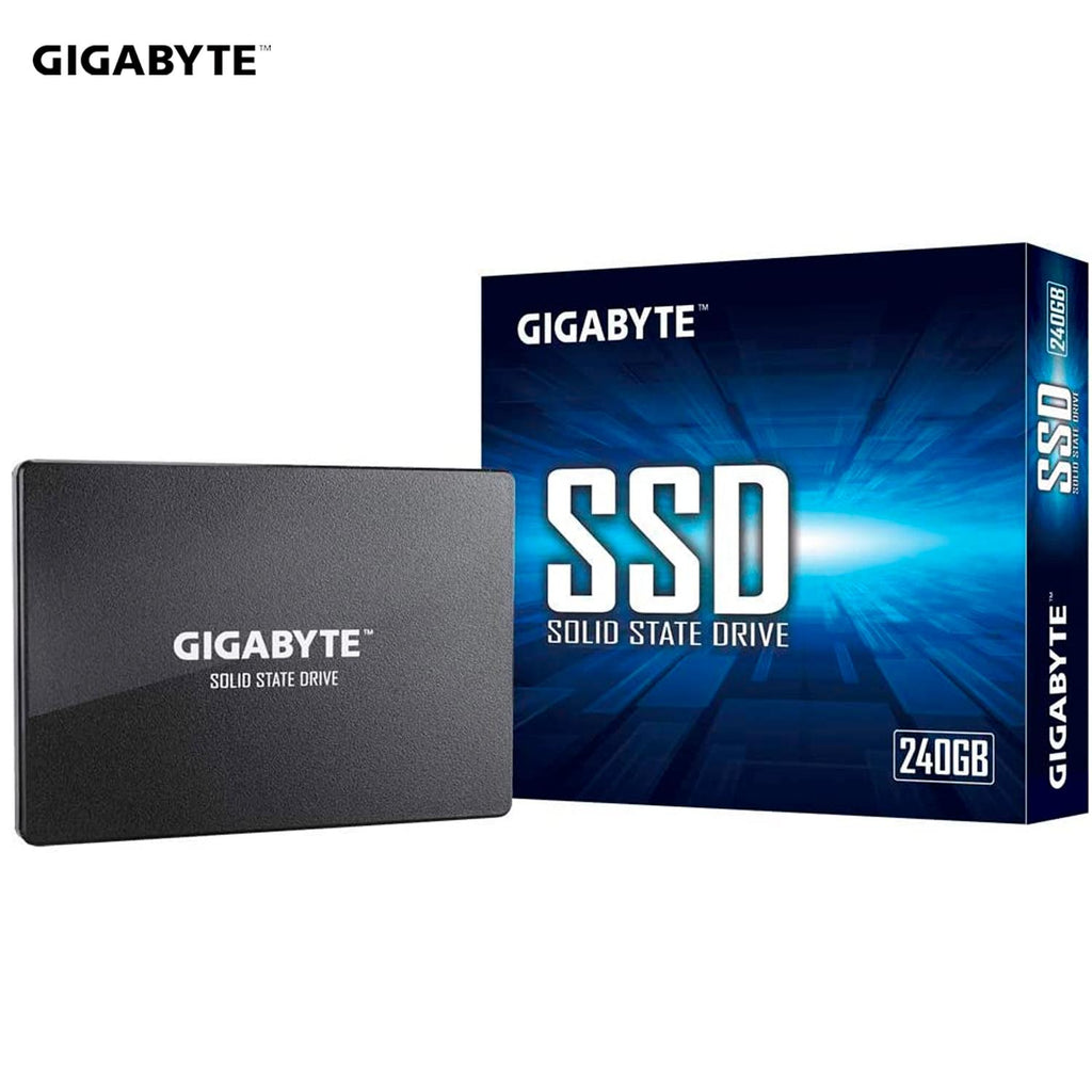 SSD 240GB Disco Duro Estado Solido GIGABYTE PC 2.5 GP-GSTFS31240GNTD