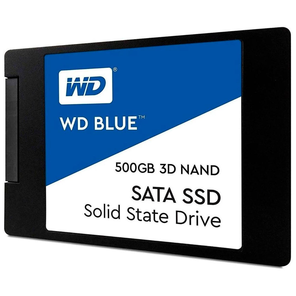 SSD 500GB WESTERN DIGITAL Laptop PC SATA 2.5 WDS500G2B0A