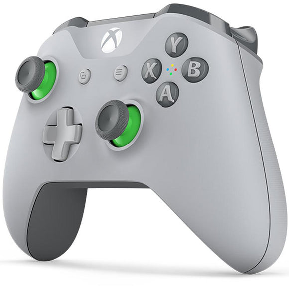 Control XBOX ONE MICROSOFT Inalambrico Gray Grey WL3-00060