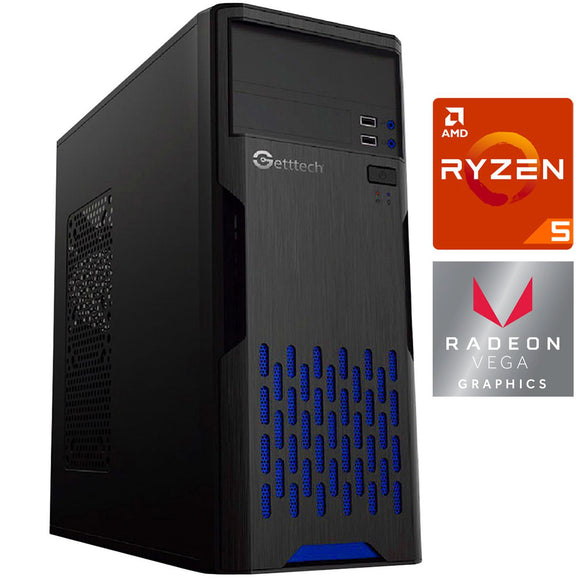 XTREME PC GAMING Amd Ryzen 5 3400g 8gb 1tb Vega 11 Fortnite